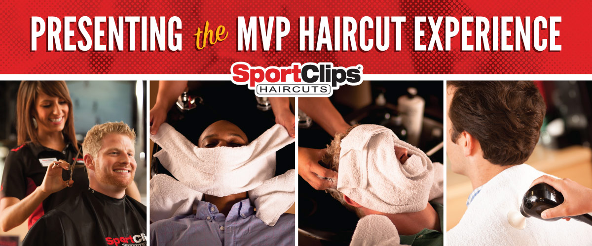 The Sport Clips Haircuts of Dunwoody MVP Haircut Experience